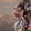 "Bicicleta 14"" Vintage - Roz - STOY"