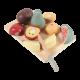 Fructe, legume si alte alimente din lemn