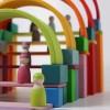 12 prieteni spiridusi pastel - Grimm's Spiel und Holz Design