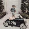 Masinuta Ride-On pentru 2-4 ani - Rider Negru - Baghera