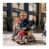 Masinuta Ride-On pentru 1-3 ani - Speedster - Pompieri - Baghera