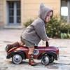 Masinuta Ride-On pentru 1-3 ani - Speedster Rosu - Baghera