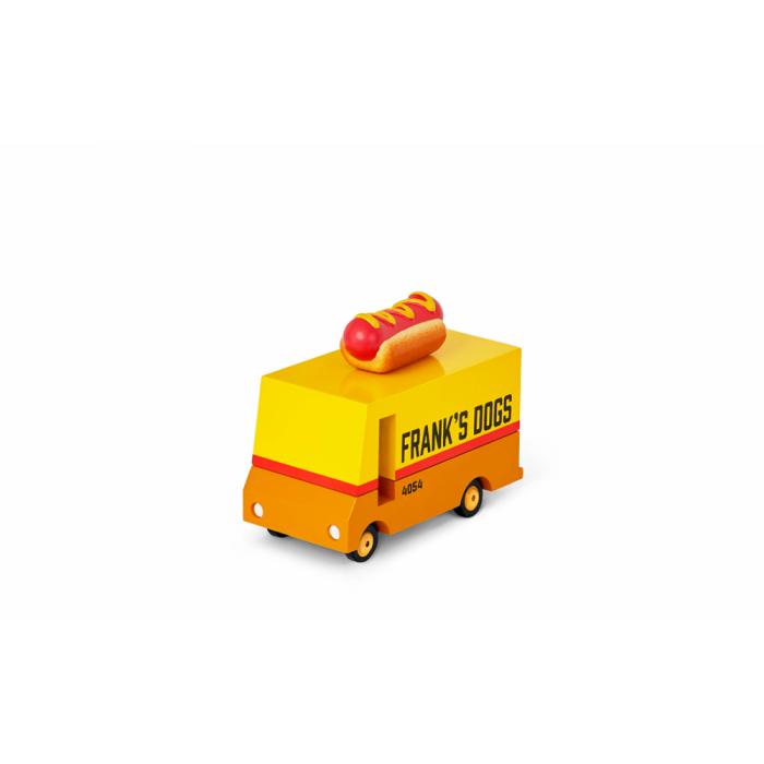 Autoutilitara hot-dog - Candycar - Candylab Toys USA