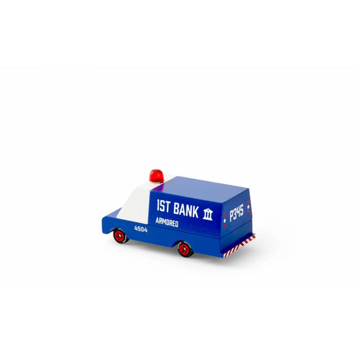 Masinuta Armored Van - Candylab Toys USA