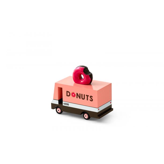 Autoutilitara gogosi - Candycar - Candylab Toys USA