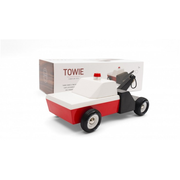Masina de tractare Towie - Candylab Toys USA