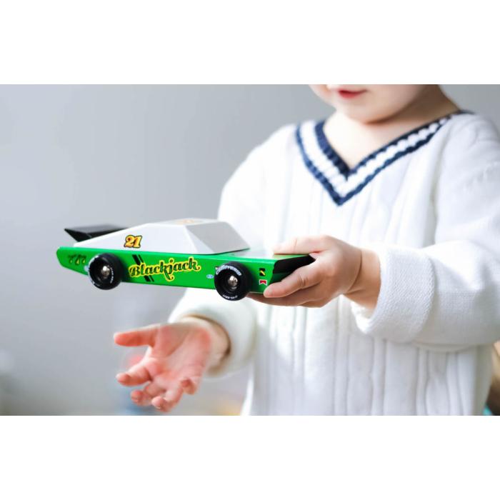 Masina BlackJack - Candylab Toys USA