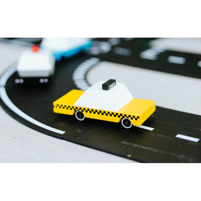 Masinuta Candycar New York Yellow Cab - Candylab Toys USA
