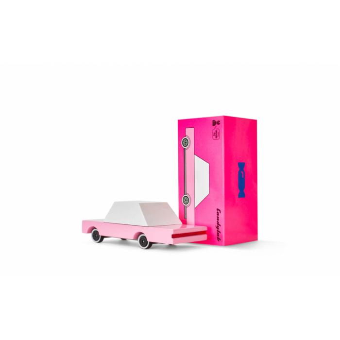 Masinuta Candycar Pink Sedan - Candylab Toys USA