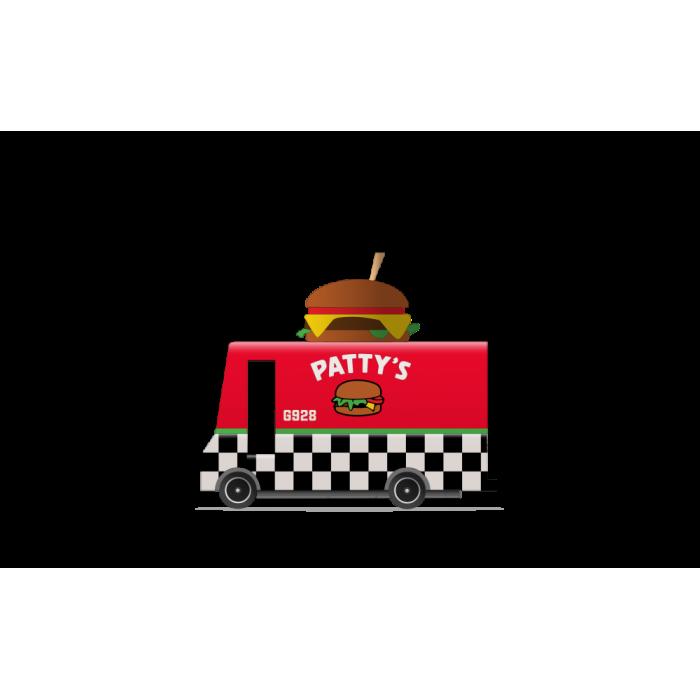 Autoutilitara Patty's Hamburger Van - Candylab Toys USA