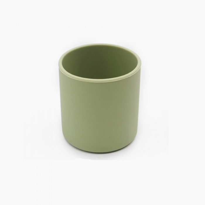 Pahar din silicon - Olive