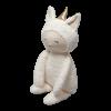 Jucarie din bumbac organic - 57 cm - Big Buddy - Unicorn - Fabelab