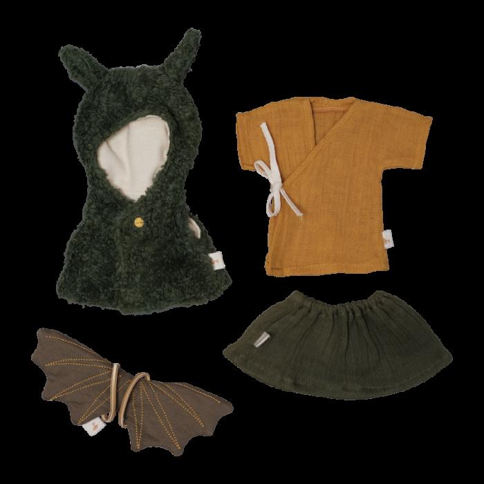 Set de accesorii pentru papusi - Capa de Dragon - Fabelab