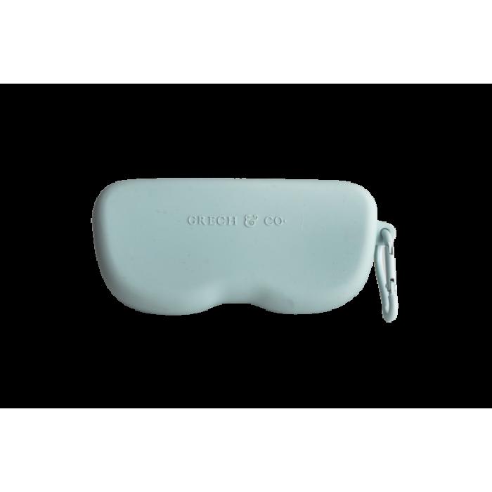 Toc din silicon pentru ochelari de soare - Light Blue - Grech & Co
