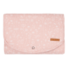 Salteluta portabila pentru schimbat scutece - Wild Flowers Pink - Little Dutch