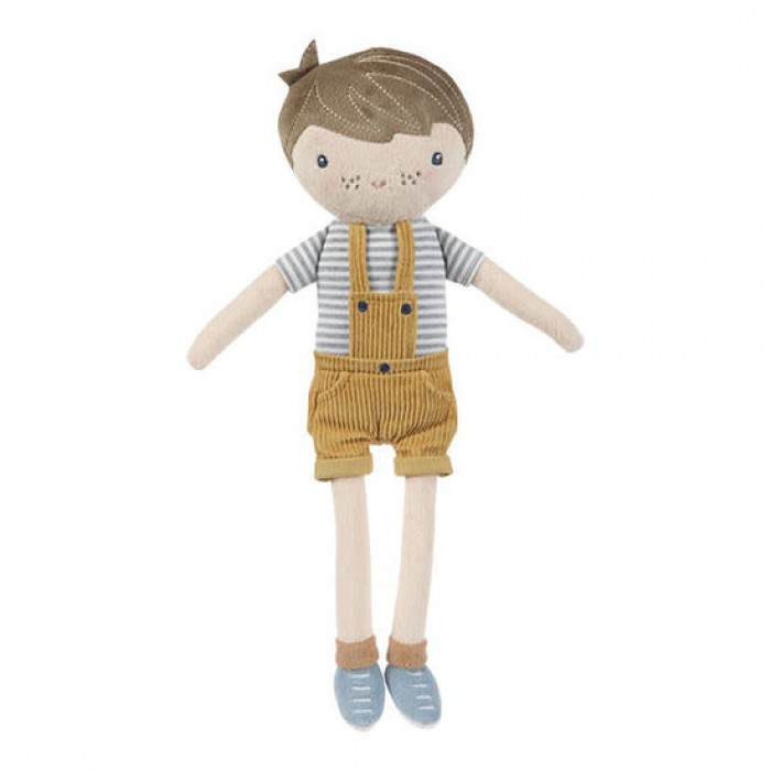 Papusa Jim - 50 cm - Little Dutch