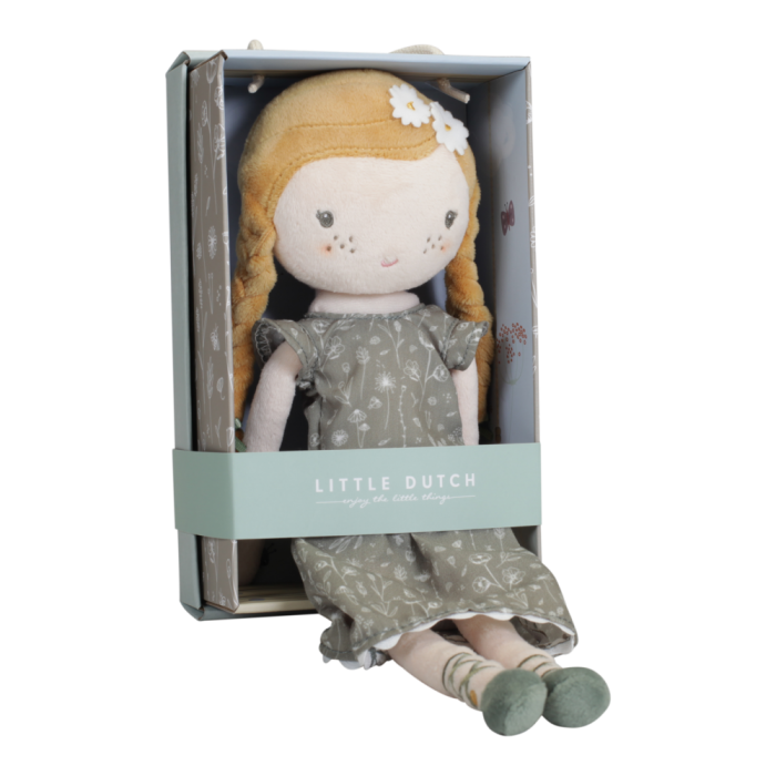 Papusa textila - Julia - 35 cm - Little Dutch