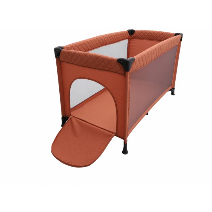 Patut pliabil pentru copii - Rust - Little Dutch