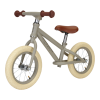 Bicicleta de echilibru fara pedale - Olive mat - Little Dutch