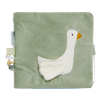 Carte senzoriala pentru bebelusi - colectia Little Goose - Little Dutch