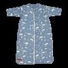 Sac de dormit cu maneci detasabile - 90 cm - Ocean Blue - Little Dutch
