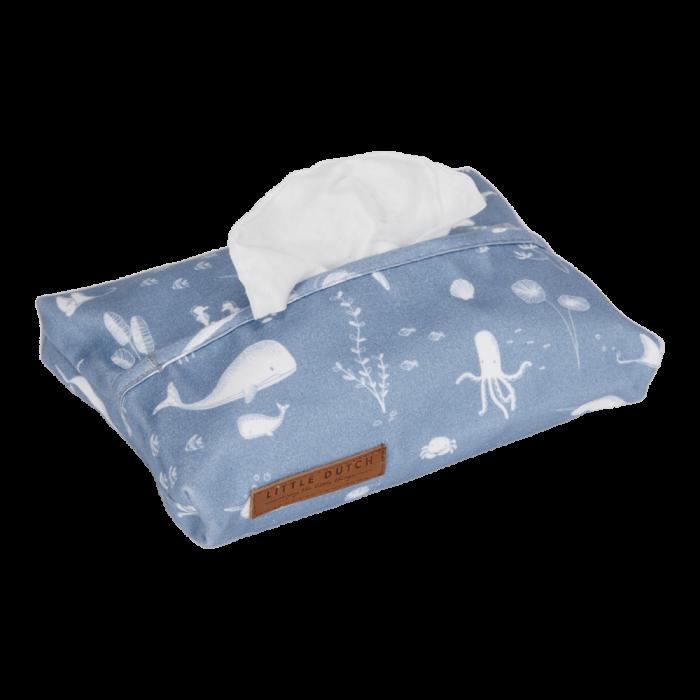 Husa pentru servetele - Ocean Blue - Little Dutch