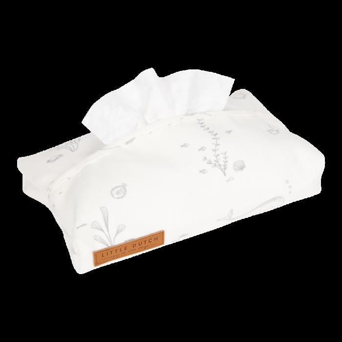 Husa pentru servetele - Ocean White - Little Dutch