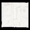 Plic pentru scutece si servetele umede - Ocean White - Little Dutch