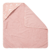 Prosop cu gluga - Ocean Pink - Little Dutch