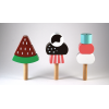 Stand din lemn cu inghetata - gama LINE - Moover Toys