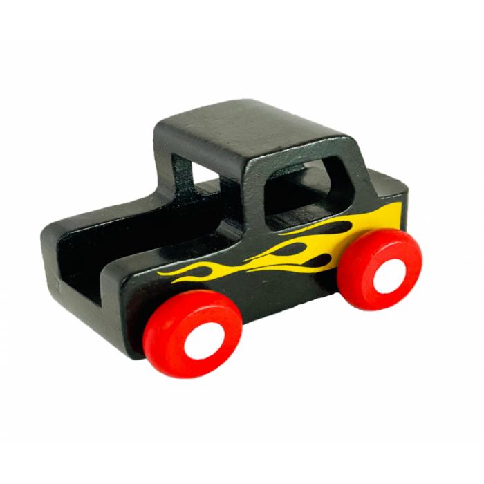 Masinuta din lemn - camioneta - Moover Toys