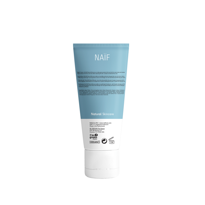 Crema hidratanta pentru noapte - Adulti - Naïf
