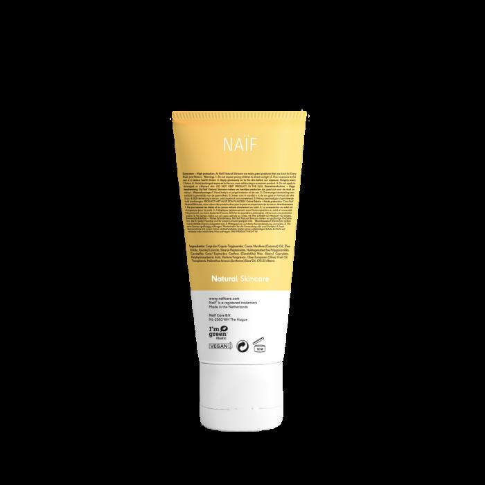 Crema pentru fata cu protectie solara SPF 30 - Adulti - Naïf