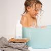 Spuma hidratanta pentru apa de baie - Bebelusi si copii - Naïf