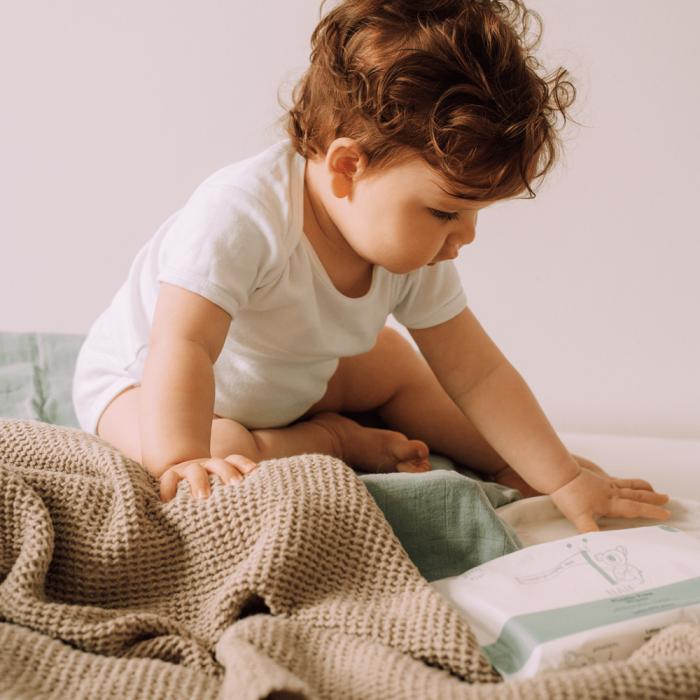 Servetele umede pentru bebelusi - Bebelusi si copii - Naïf