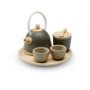 Set din lemn pentru ceai - Plan Toys