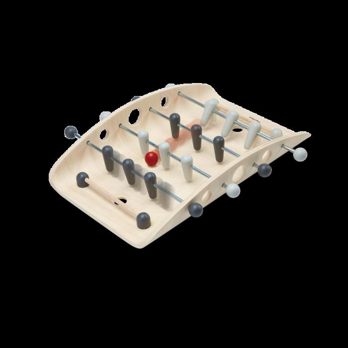 Joc din lemn - fotbal interactiv - Plan Toys