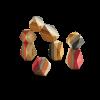 Blocuri geometrice de echilibru din lemn - Plan Toys