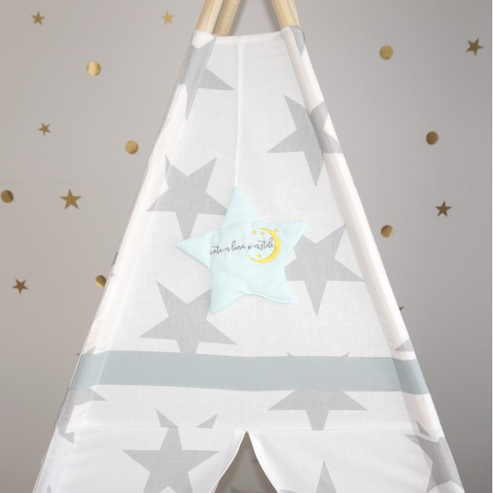 Cort Teepee Dream Big - White