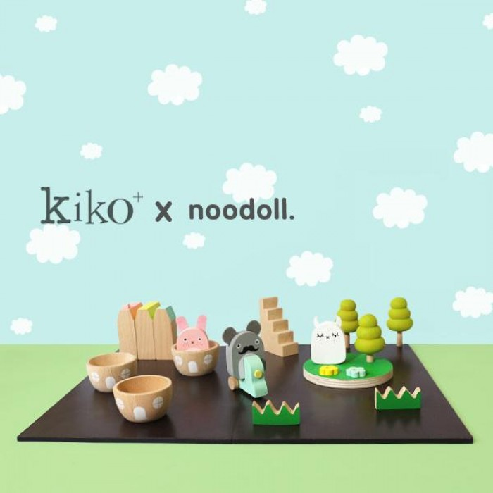 Ricetown Machi x Noodoll - kiko+ and gg*