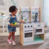 Bucatarie Let's Cook Play Natural - KidKraft