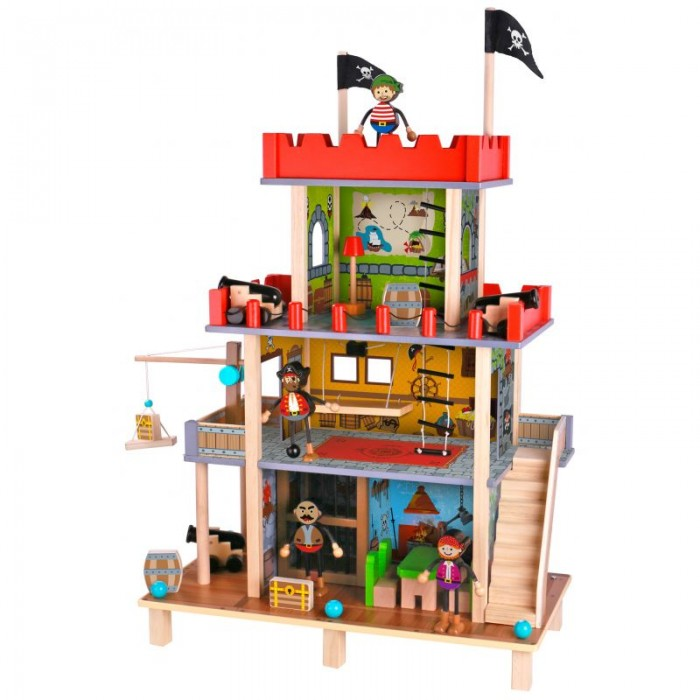 Castelul Piratilor -Tooky Toy